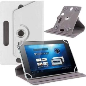 10 inch tablet case white