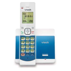 vtech blue cordless phone
