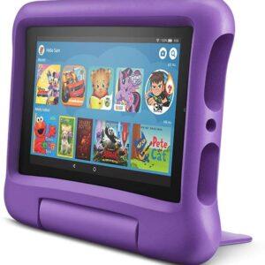 fire 7 kids purple